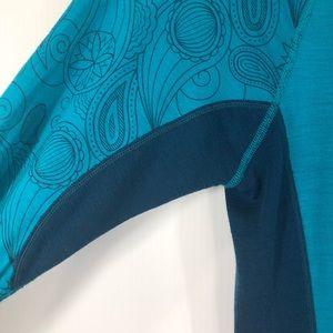 Smartwool Tops - Smartwool Long Sleeve Shirt Size Large Blue